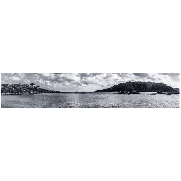 Crédence Baie de Santa Giulia