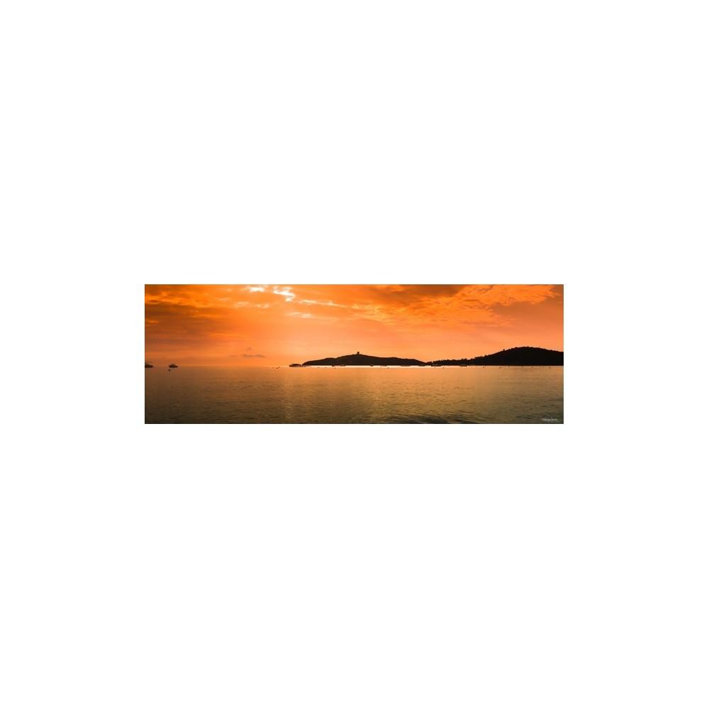 Crédence Baie de Pinarello