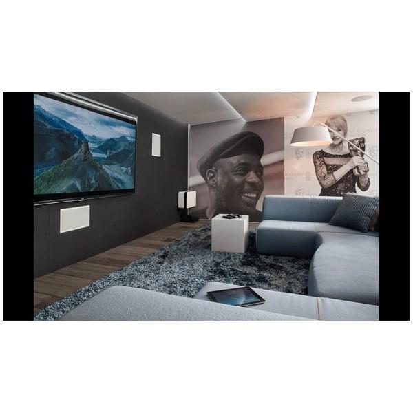 Salle audio - Murs et Plafonds acoustiques