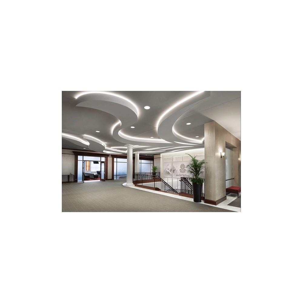 Plafonds tendus et rétro-éclairage