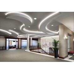 A009 Plafonds tendus et rétro-éclairage